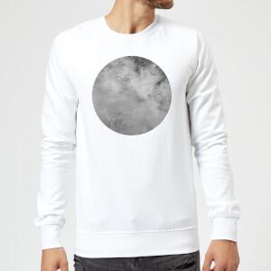 Bright Moon Sweatshirt - White