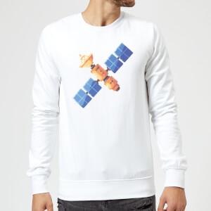 Satellite Sweatshirt - White
