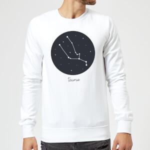 Taurus Sweatshirt - White