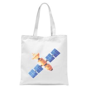 Satellite Tote Bag - White