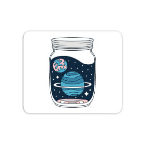 Space Jar Mouse Mat