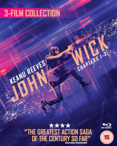 John Wick Triple Boxset