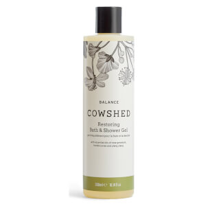 Cowshed BALANCE Restoring Bath & Shower Gel 300ml
