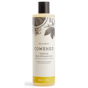 Cowshed 滋养提振沐浴露 300ml