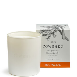 Cowshed ACTIVE Invigorating Room Candle