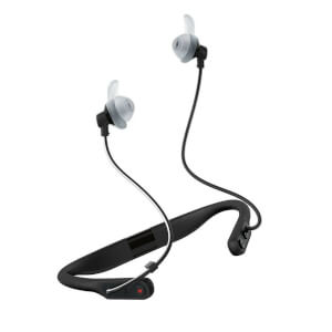 JBL Reflect Fit Heart Rate Wireless Headphones - Black