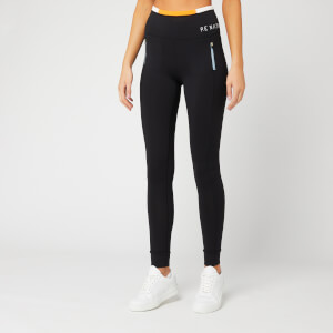 P.E Nation Women's Expedition Leggings - Black