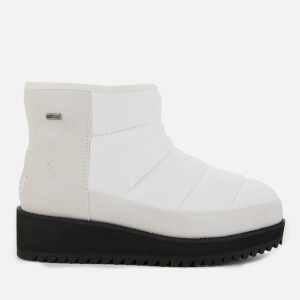 UGG Women's Ridge Mini Quilted Boots - White