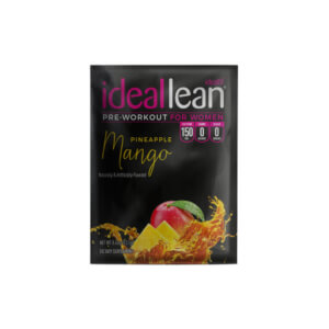 IdealLean Pre-Workout - Pineapple Mango - Sample