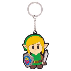The Legend of Zelda: Link's Awakening Rubber Keychain