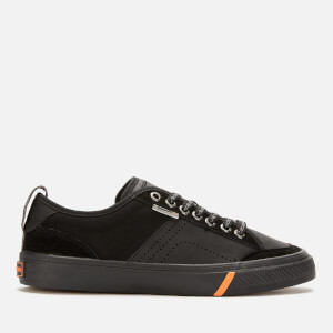 Superdry Men's Skate Classic Low Top Trainers - Black