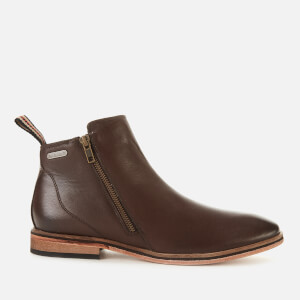 Superdry Men's Trenton Zip Boots - Dark Brown