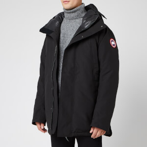 Canada Goose Men's Sanford Parka Jacket - Black