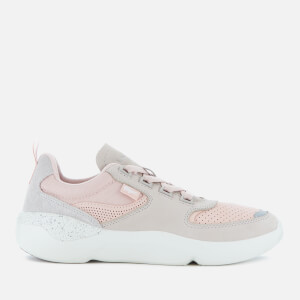 Lacoste Women's Wildcard 319 Leather Trainers - Off White