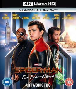 Spider-Man: Lejos de casa 4K UHD (incluye Blu-ray)