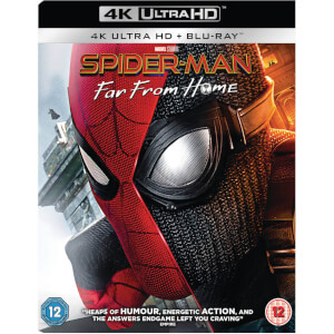Spider-Man: Far From Home - 4K Ultra HD (Includes Blu-Ray)