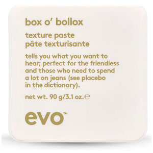 Evo Box O'Bollox Styling Paste 90g