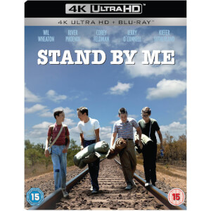 Stand By Me - 4K Ultra HD (Includes Blu-Ray)