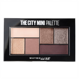 Maybelline City Mini Eyeshadow Palette - Chill Brunch Neutrals 4g