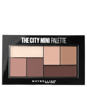 Maybelline City Mini Eyeshadow Palette - Matte About Town 4g