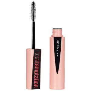 Maybelline Total Temptation Volumising Mascara - Blackest Black 8.25ml