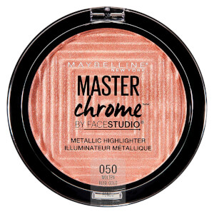 Maybelline Master Chrome Metallic Highlighter Powder - Molten Rose Gold 6.7g