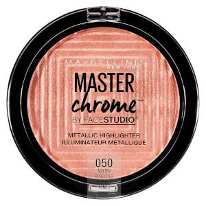 Maybelline Master Chrome Metallic Highlighter Powder - Molten Rose Gold 6.7g