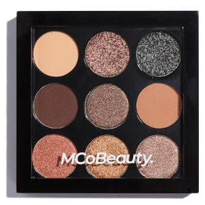 MCoBeauty Eye Shadow Palette - Smokey/Nudes 8.1g
