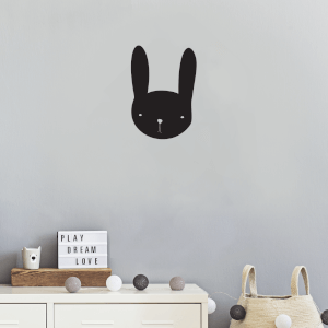 Rabbit Wall Art Vinyl