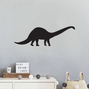 Diplodocus Wall Decal