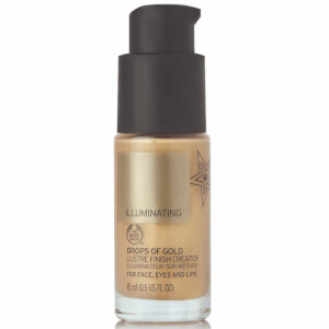 The Body Shop Drops of Gold Lustre Finish Creator