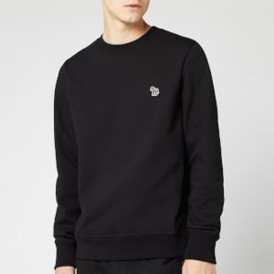 PS Paul Smith Men's Crew Neck Sweatshirt - Black