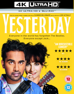 Yesterday - 4K Ultra HD (Includes Blu-ray)