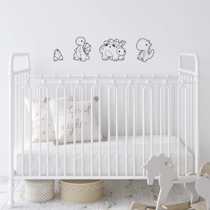 Baby Dino Pack 2 Decal Pack