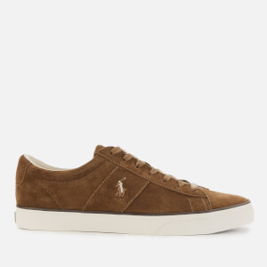 Polo Ralph Lauren Men's Sayer Vulcanised Low Top Trainers - Polo Snuff