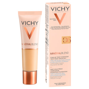 Vichy Mineralblend Fluid Ocher Foundation 30ml
