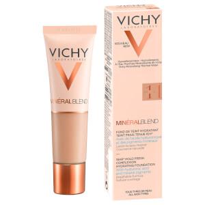 Vichy Mineralblend Fluid Granite Foundation 30ml: Image 2