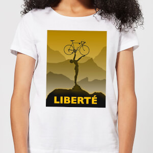 Mark Fairhurst Liberte Women's T-Shirt - White