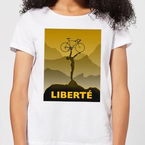 Mark Fairhurst Liberte Women's T-Shirt - White