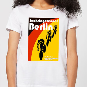 Mark Fairhurst Six Days Berlin Women's T-Shirt - White