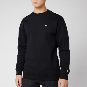 Tommy Jeans Men's Classics Crew Sweatshirt - Tommy Black