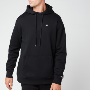 Tommy Jeans Men's Classics Zip Through Hoodie - Tommy Black