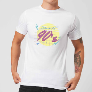 Born In The 90's Men's T-Shirt - White