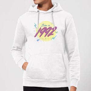 Born In 1992 Hoodie - White
