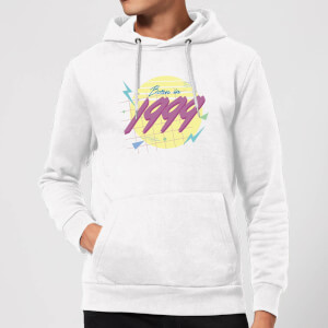 Born In 1999 Hoodie - White