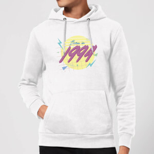 Born In 1994 Hoodie - White