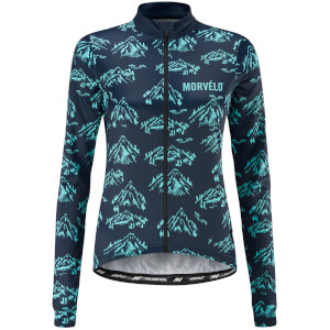 Morvelo Cols Thermoactive Long Sleeve Jersey