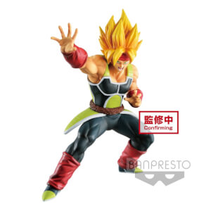Dragon Ball Z Figurine Bardock 17 cm - Banpresto