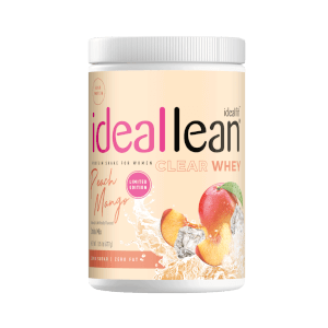 IdealFit Clear Whey Protein - 20 Servings