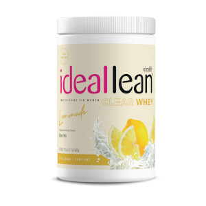 IdealFit Clear Whey Protein - Lemonade - 20 Servings